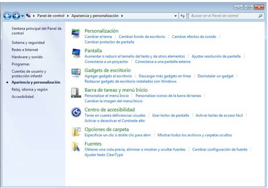 instalar tipografia windows